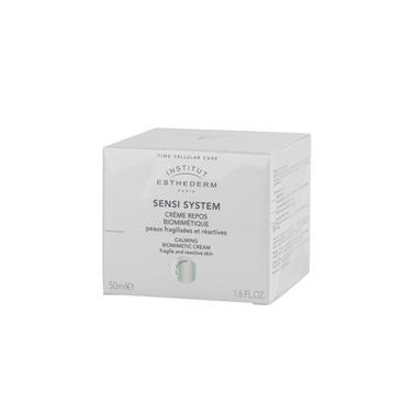 Esthederm  Sensi System Calming Biomimetic Cream 50ml Renksiz